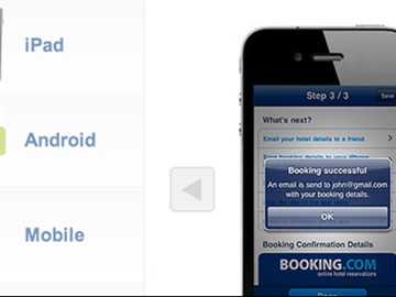 The SCAN: Booking.com triples mobile bookings, and more news