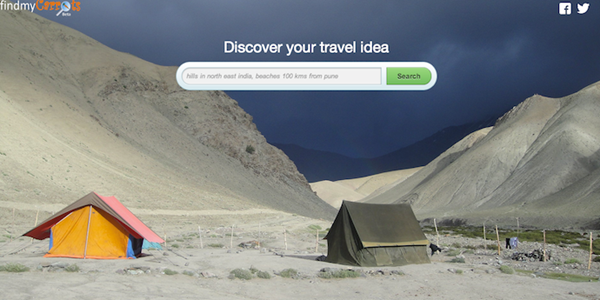 FindMyCarrots leverages semantic search and Big Data to ease travel planning