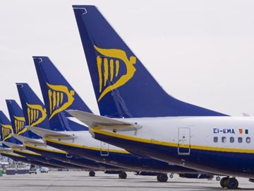 Hell freezes over - Ryanair heads into social media (and some other tech stuff)