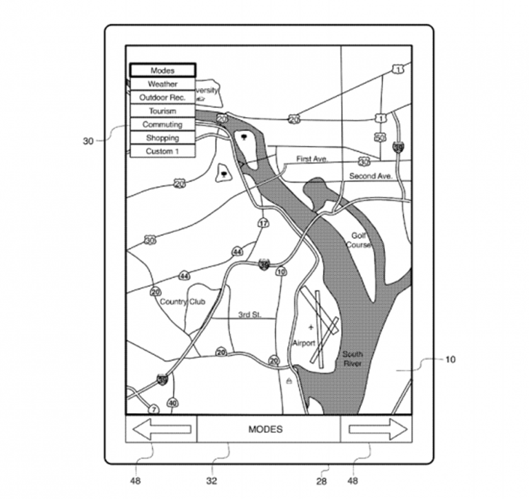 Patent filing reveals future direction for Apple Maps