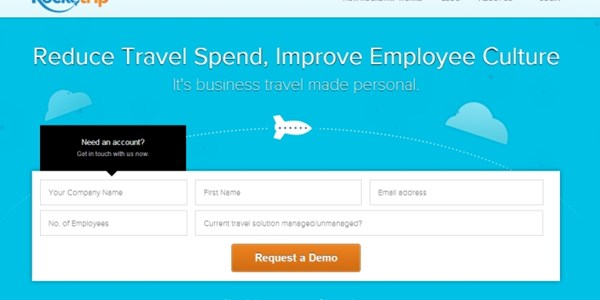Startup pitch: Rocketrip wants to remove travel management friction
