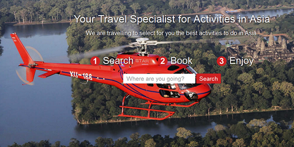Startup pitch: Eoasia enables travellers to book Asian tours and activities online