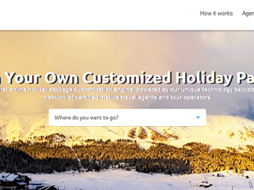 Startup pitch: iTraveller wants to give a little boost to travel agents