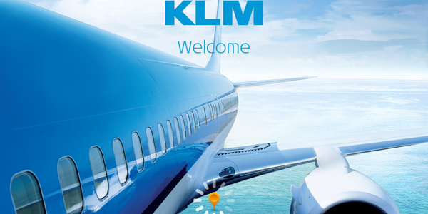 3D global destination mapping shines at center of KLM's first iPad app