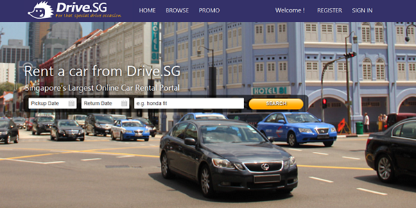 Car rental service Drive.sg raises almost $800,000, plots Asia expansion