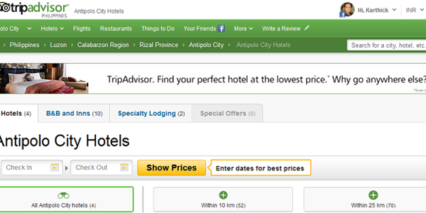 TripAdvisor ramps up localisation, South Africa and Philippines start of new global push