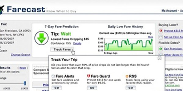 Remember Farecast? Bye-bye, Bing Price Predictor