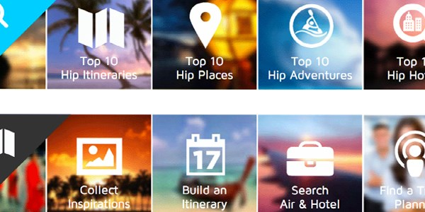 Startup pitch: HipTraveler is doggedly chasing a visual way to plan trips