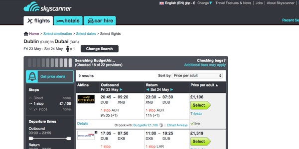 Skyscanner embraces IATA's NDC, in a metasearch first