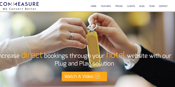 Commeasure takes $1 million to ramp up hotel distribution and marketing services