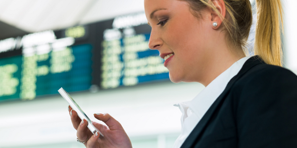 Is iBeacon the cure for airport madness?