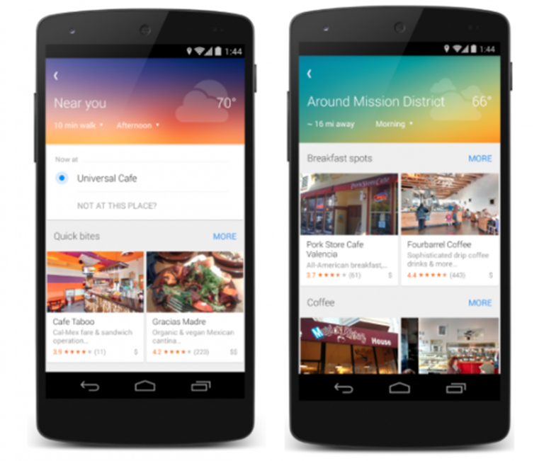 Google Maps to offer Explore functionality in direct