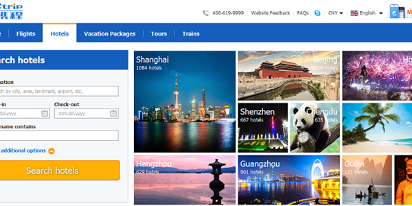 Priceline to invest $500 million in Ctrip