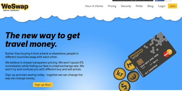 Startup pitch: WeSwap aims to disrupt the currency exchange market with P2P platform