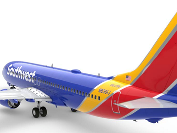 Southwest modernizes look with new identity, Internet reacts