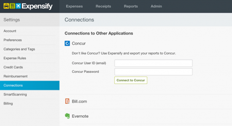 Expensify takes aim at Concur consolidation with free for contract