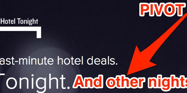 HotelTonight to switch from pure same-day booking model