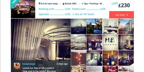 Top10 adds Instagram for real-time view of hotels