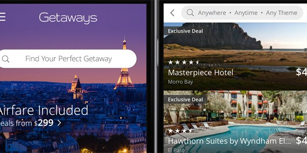 With new app, Groupon Getaways grows fast, despite Expedia divorce