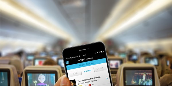 Quicket adds new twist to mobile OTA: In-flight movie reviews