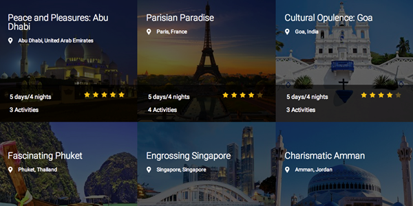 Startup pitch: HolidayMe offers customizable holiday tour packages