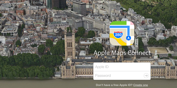 Apple Maps Connect expands outside of the US