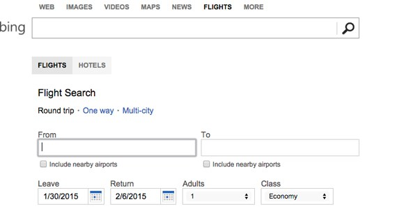 Microsoft all but closes Bing Travel, expands MSN Travel