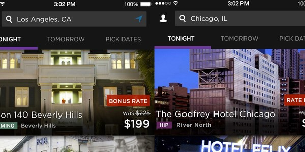 Hoteltonight Adds Geo Targeted Rates In A Fresh Twist On