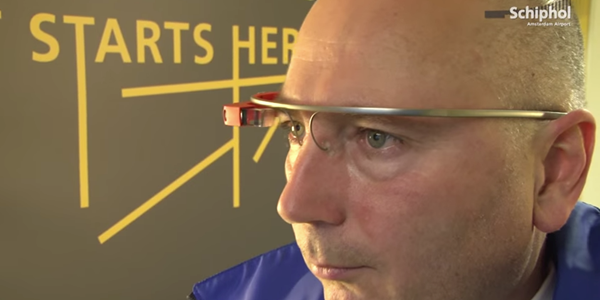 Don't give up on Google Glass in travel: Schiphol Airport launches year-long trial