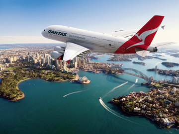 Qantas becomes latest airline to offer bidding for premium upgrades