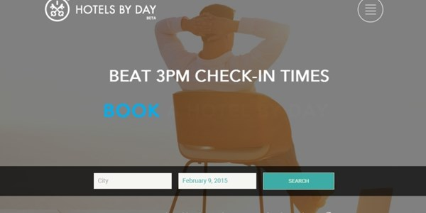 Startup Pitch Hotelsbyday Checks In To During The Day Stay Trend