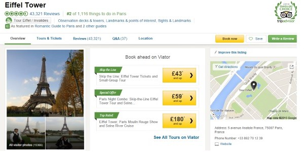 TripAdvisor ramps up attractions strategy, shows why it splashed out $200 million on Viator
