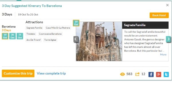 TripHobo raises $3 million for crowd-sourced travel planning