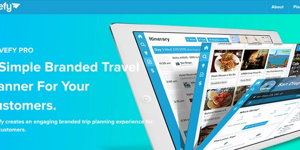 Travefy, a group travel planner and TMC tool, lands $1 8M in