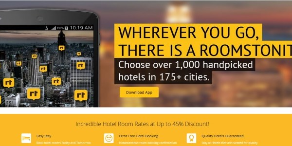 Startup pitch: RoomsTonite joins last-minute hotel booking frenzy