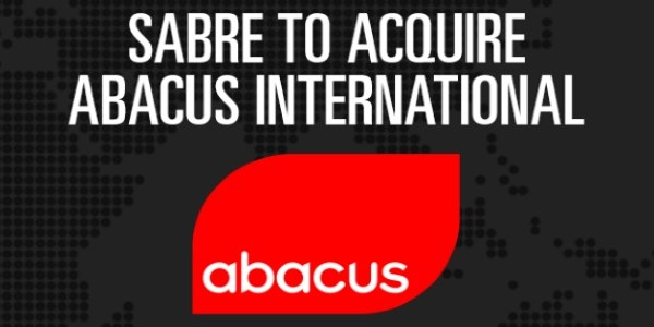 Sabre closes Abacus deal - CEO Robert Bailey goes as Sabre moves in