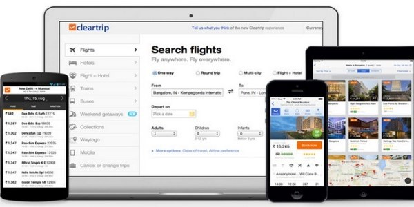 Cleartrip shows the value of mobile web