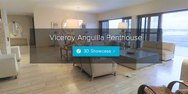 Luxury travel brands tap heavily-backed Matterport for 3D virtual tours