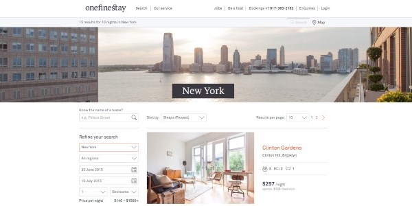 OneFineStay raises $40 million round from Hyatt and VCs