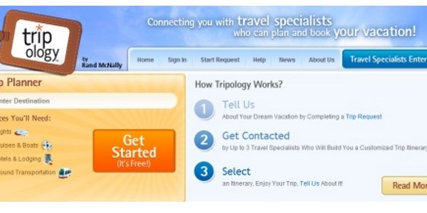 RIP Tripology - the travel agent finder service closes after eight years