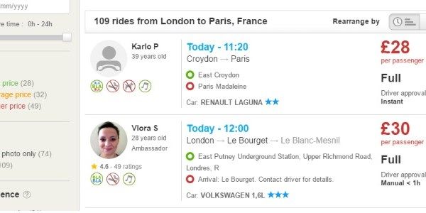 BlaBlaCar axes Carpooling brand, three months after buying it