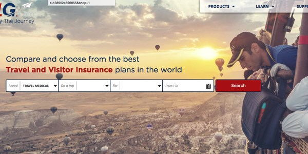 G1G debuts travel insurance metasearch that's global, mobile-first