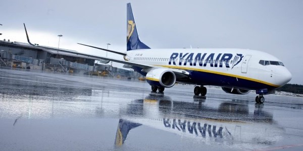 Reflections on Ryanair's mobile website...