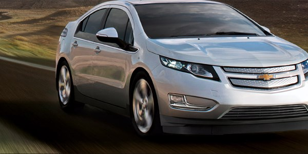 Video shows how to hijack a Chevy Volt via its on-board system