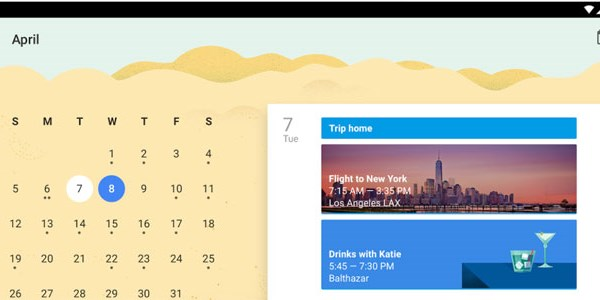 Google Gmail and Calendar now synch to help business travelers