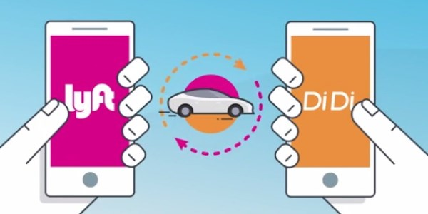 Lyft and Didi confirm investment, launch Rides Everywhere partnership