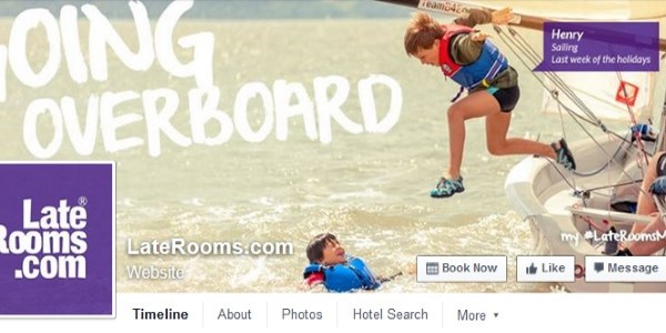 Big social data drives brand campaign for LateRooms