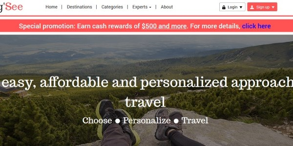 Startup pitch: Tig'See launches a marketplace for boutique tour operators [UPDATED]