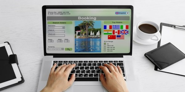 Luxury hotels trying to master guided selling online