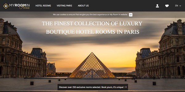Startup pitch: MyRoomIn, which books particular rooms at luxury hotels, lands Euro 800K